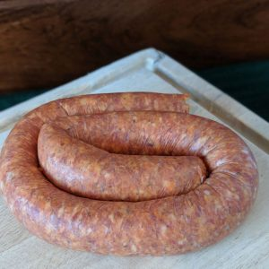 Wilson Beef Farms | Hot Italian Pork Links