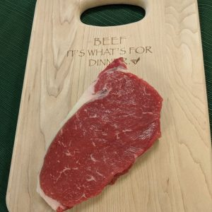 Wilson Beef Farms | Strip Steak