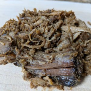 Wilson Beef Farms Smoked Pulled Pork