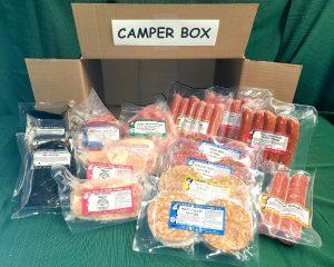 Wilson Beef Farms   Camper Box