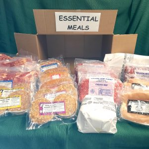Wilson Beef Farms | Essential Meals Box