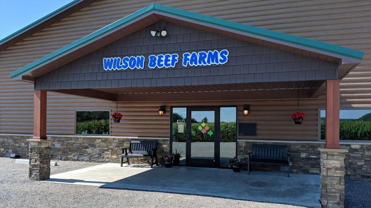 Wilson Beef Farms | Canaseraga NY