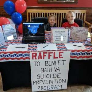 Wilson Beef Farms Veteran's Suicide Prevention Raffle