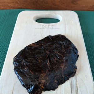 Wilson Beef Farms Black Nugget Marinated Delmonico Steak