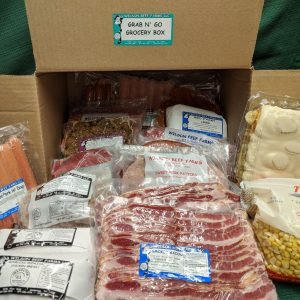Wilson Beef Farms | Grab n' Go Grocery Box