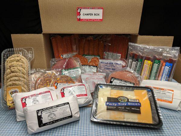 Wilson Beef Farms Camper Box 2020